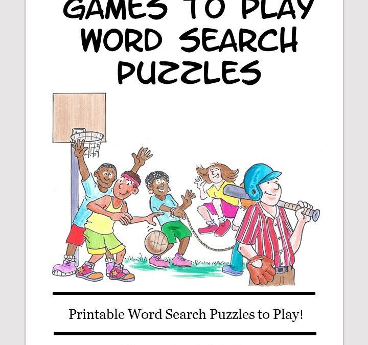 Games to Play word search free download puzzle book
