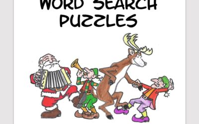 Holiday, Christmas Word Search Puzzle Book