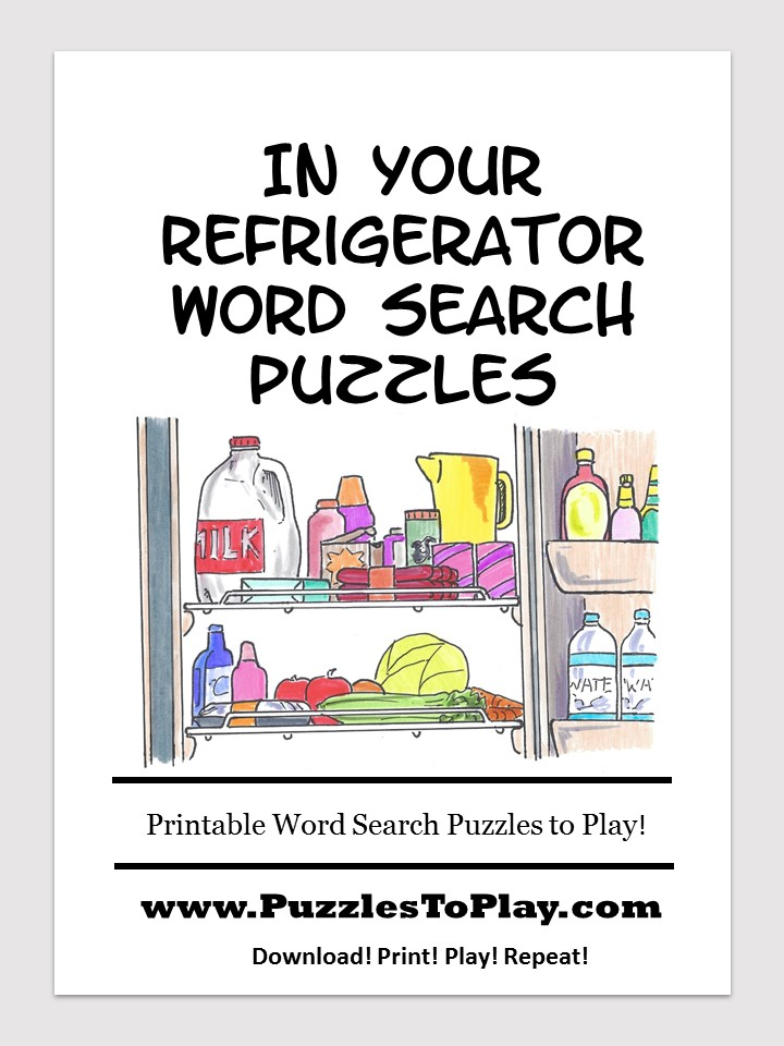 in your refrigerator word search free download puzzle book