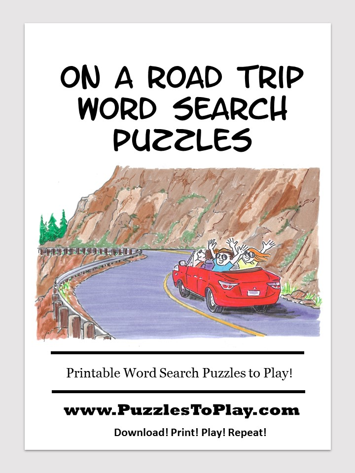 road trip word search free download puzzle book