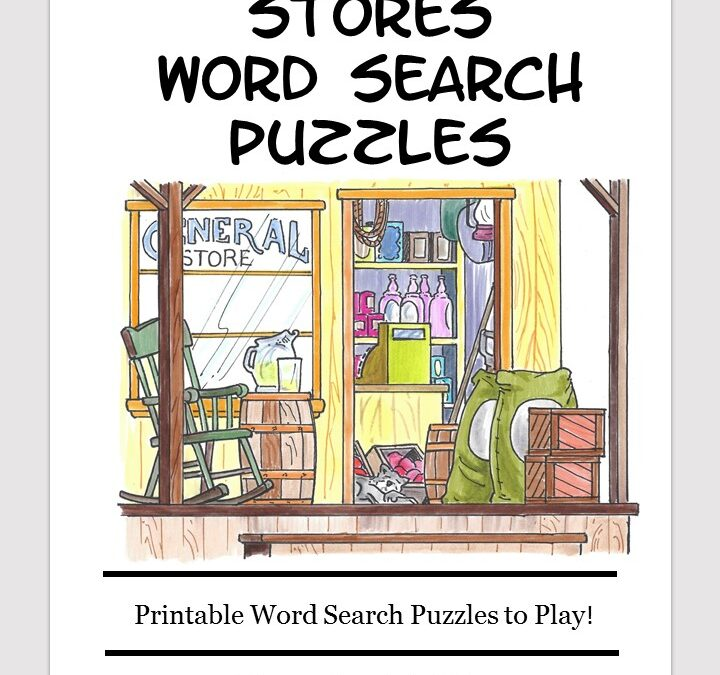 Stores word search free download puzzle book