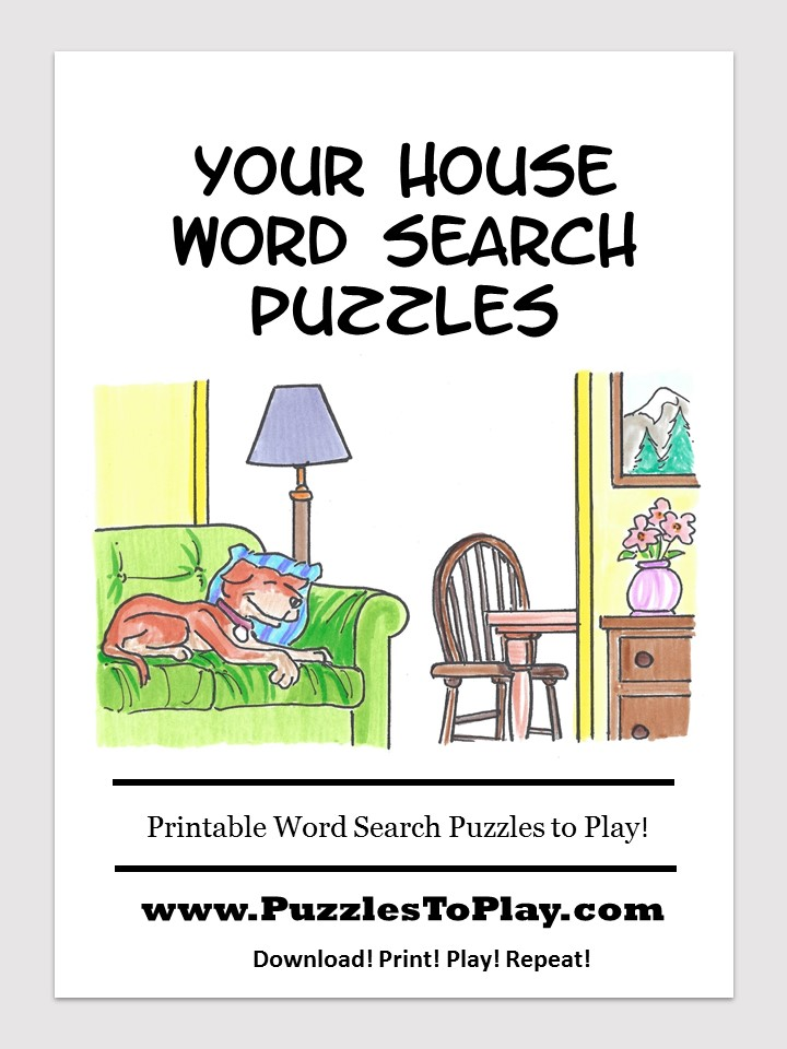 your house search free download puzzle book